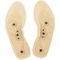 Magnetische Thenar Massageeinlegesohlen Massage Schuh-Pads preisvergleich bei billige-tabletten.eu