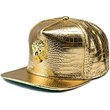 Amazon.it  cappellino con visiera - Oro 33b81459864b