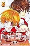 Prince Eleven - La double vie de Midori Edition simple Tome 8