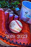 2019-2023 Five Year Planner Baseball Monthly Schedule Organizer: Pocket Mini Academic 60 Months Calendar; Slim Agenda Planner; Small Goals Journal & Purse Diary With Inspirational Quotes
