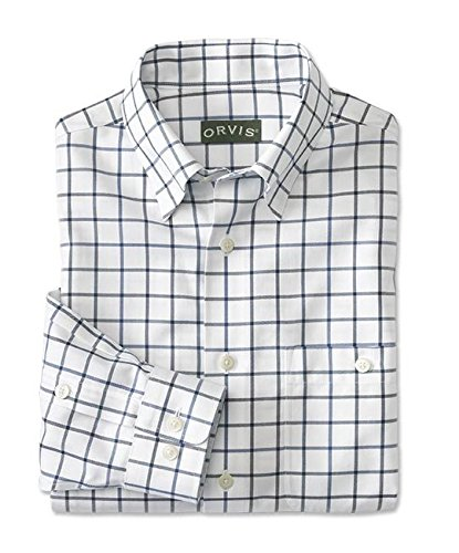 orvis-hidden-button-down-wrinkle-free-cotton-twill-shirt-white-blue-large