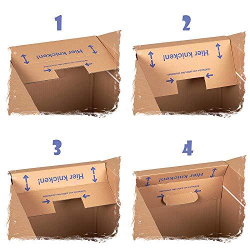 30 Stück Umzugskartons Movebox - 4