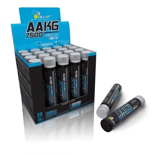 51U97Js1S3L. SS500  - Olimp Labs AAKG Extreme Shots, 7500, Cherry Flavour, Pack of 20 Ampoules