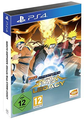 Naruto Shippuden: Ultimate Ninja Storm Legacy (PS4)