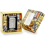 Zippo briquet 2.004.309.1 «z», haute gift set special edition/chrome brossé