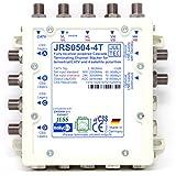 Jultec JRS JRS0504-4T Multischalter Einkabelmultischalter Unicable