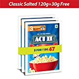 #3: ACT II Popcorn IPC Classic Salted Combo Pack, 60g (Pack of 3)