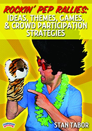Ideas, Themes, Games, & Crowd Participation Strategies ()