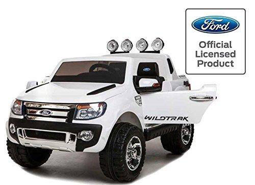 12v-kids-ride-on-car-white-battery-powered-ride-on-car-ford-ranger