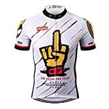 Thriller Rider Sports Hombre Funny White Thriller Rider Sports Hombre Deportes y...