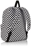 Vans Old Skool II, Mens Backpack, Black/White Check, One Size