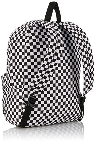 Imagen de vans old skool ii backpack  tipo casual, 42 cm, 22 liters, varios colores black/white check  alternativa