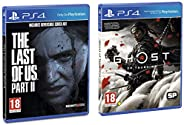 The Last of Us 2 Standard Plus (PS4)&PS4 Ghost of Tsushima (