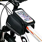 Best ArcEnCiel Phone Cases - ArcEnCiel Mountain Road Bike Bag Touchscreen Bicycle Pack Review