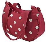 KLICKfix Farradtasche Stylebag Ruby Dots, 0262RD