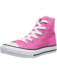 Converse Chuck Taylor All Star Hi - Zapatillas de Deporte de canvas Infantil