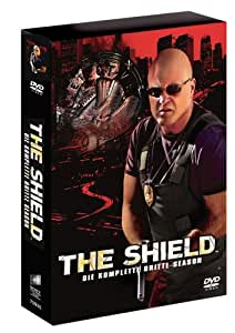 The Shield - Die komplette dritte Season (4 DVDs)