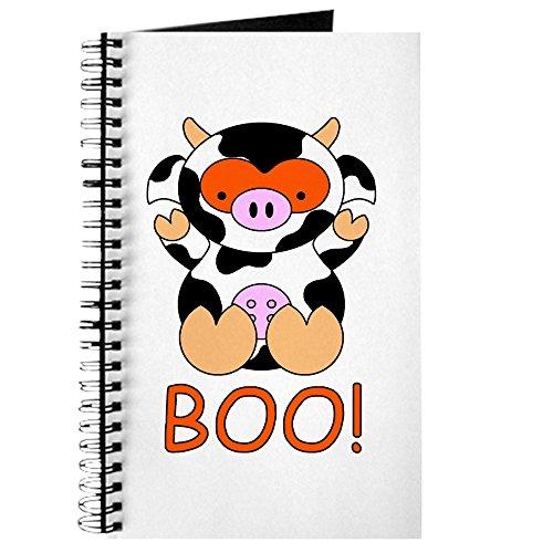 n Kuh - Spiralgebundenes Tagebuch, persönliches Tagebuch, Aufgabentagebuch ()