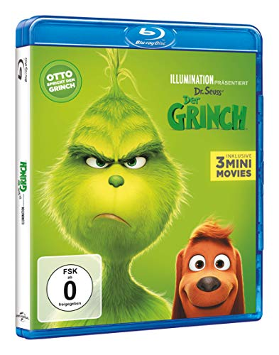 Der Grinch [Blu-ray]: Alle Infos bei Amazon