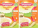 Plasmon Cereali Crema di Riso - 2 confezioni da 230 gr - Totale: 460 gr