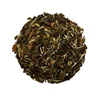 Rosemary White Tea - 4oz - King Peony Blend for Weight Loss & Circulation - Loose Leaf - Nature's Tea Leaf