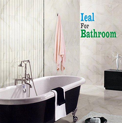FOWLAN® Handtuchhaken Haken selbstklebend handtuchhalter Bad und ...