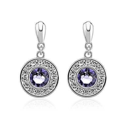park-avenue-boucles-doreilles-classic-violet-made-with-crystals-from-swarovski