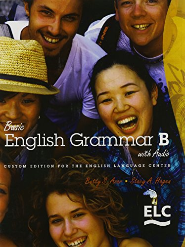 Basic English Grammar B ELC (ELT Custom Version)