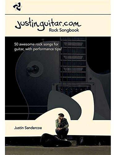 Justinguitar.Com: Rock Songbook