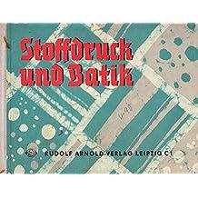 Suchergebnis Auf Amazonde Für Stoffdruck Gebundene Ausgabe Bücher
