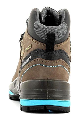 Grisport Unisex Schuhe Herren und Damen Terrain Dakar Trekking- und Wanderstiefel aus hochwertigem Leder, Membrankonstruktion , Virbram-Sohle V56
