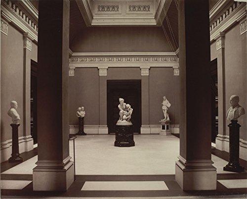 Das Museum Outlet-Henry Hamilton Bennett-Layton Art Gallery, Milwaukee, Wisconsin, gespannte Leinwand Galerie verpackt. 29,7x 41,9cm