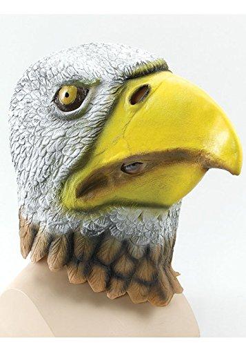 Erwachsenen Kostüm Adler Vogel Maske