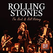 Rolling Stones-History (3-Disc-Set)