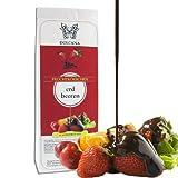 Dolcana Schokofrüchte - Erdbeeren in weißer Schokolade