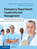 Image de Emergency Department Leadership and Management: Best Principles and Practice