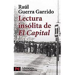 """Lectura insólita de """" El Capital """" (El Libro De Bolsillo - Literatura) Premio Nadal 1976"""
