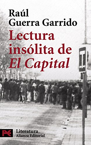 Lectura Insólita De El Capital descarga pdf epub mobi fb2