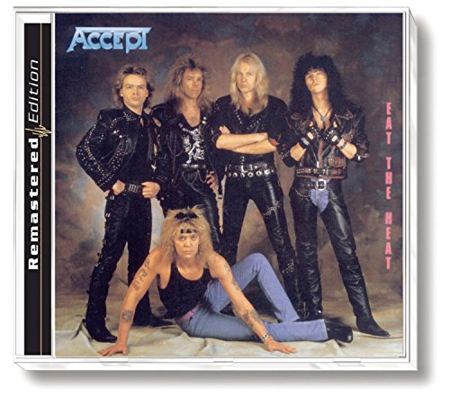 Accept: Eat the Heat (Audio CD)