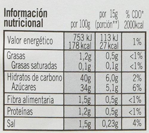 Salsas Asturianas Salsa de Mostaza a la Miel - 1240 gr