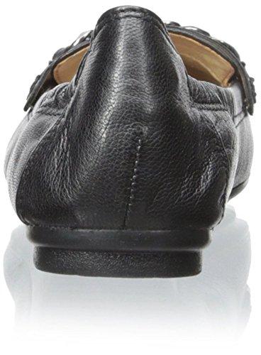 Easy Spirit e360 Gilford Cuir Ballerines Black
