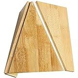 RUXMF- LED SMD Holzwand Sconce, Modern und Simple Acryl-Dreieck Schlafzimmer Licht für Wohnzimmer...