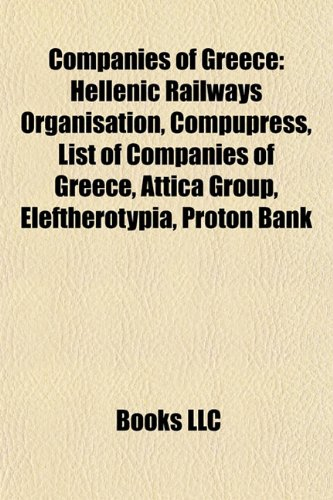 companies-of-greece-hellenic-railways-organisation-compupress-trainose-anek-lines-proton-bank-opap-a