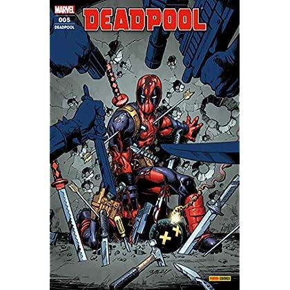 Deadpool (fresh start) Nº5
