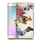 Offizielle Mark Ashkenazi Weltkarte Pop Kultur Ruckseite Hülle für Samsung Galaxy S7 edge