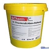 BiTherm 1K Bitumen Dickbeschichtung 30 Liter