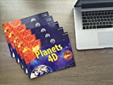 Planets 4D Augmented Reality Book