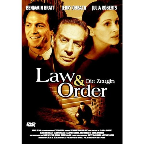 Law & Order - Die Zeugin