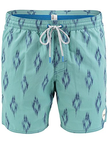 O'Neill Herren Badeshorts Thirst For Surf Blue Aop W/ Blue