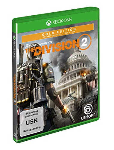 Tom Clancy's The Division 2 - Gold  Edition - [Xbox One]